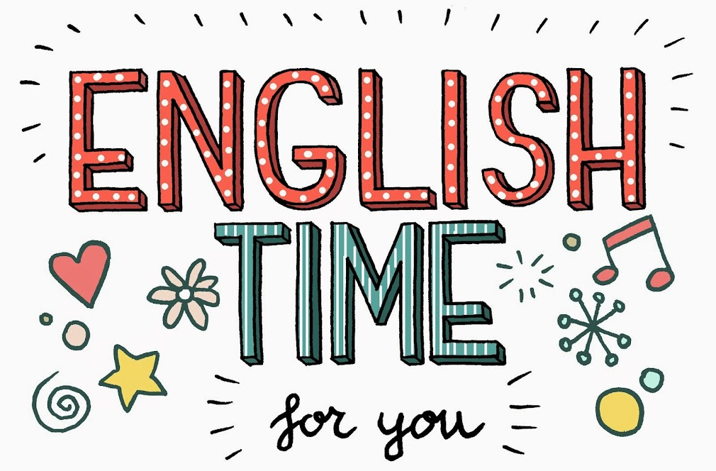 English time for you!!